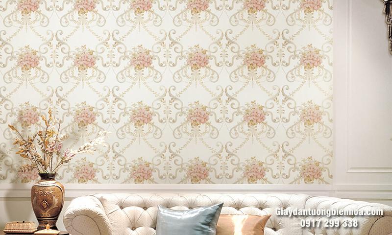 Chọn mua giấy dán tường đẹp cho không gian