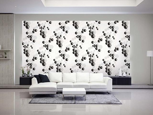 Mẫu giấy dán tường đẹp tại Biên Hòa