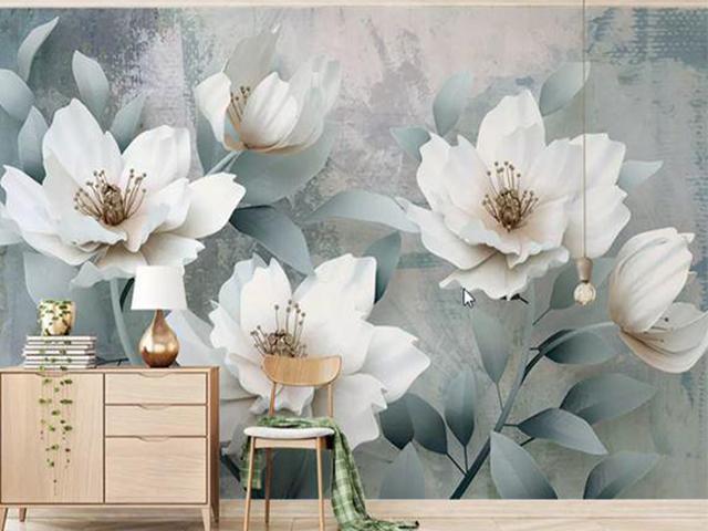 Mẫu giấy tường đẹp và độc đáo