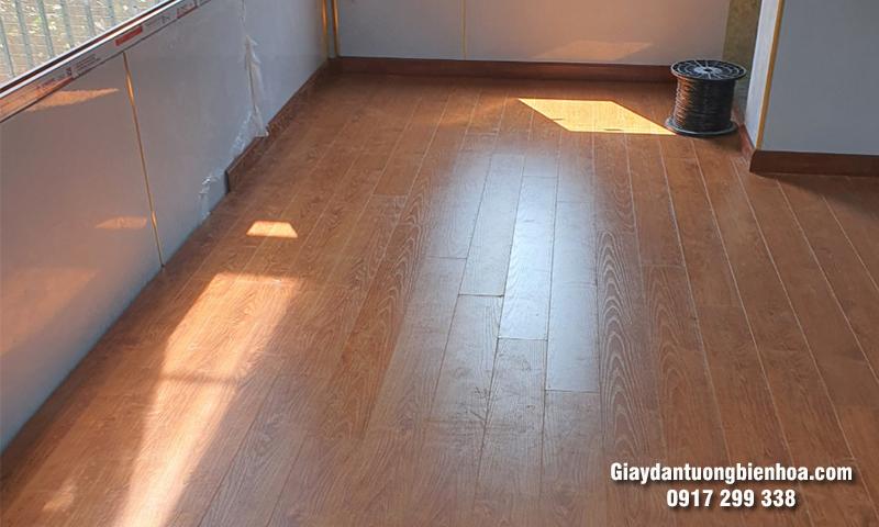 Sàn gỗ cho không gian phòng ngủ đẹp