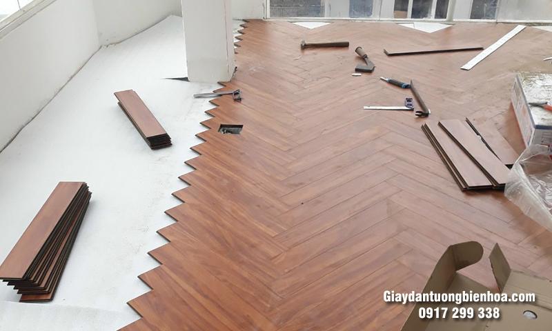 Lựa chọn sàn gỗ villa phù hợp với không gian