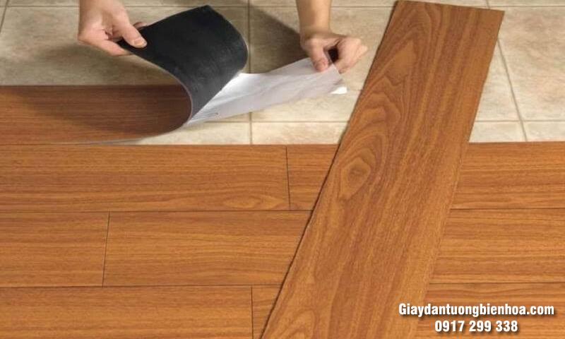 Lợi ích khi sử dụng sàn nhựa giả gỗ
