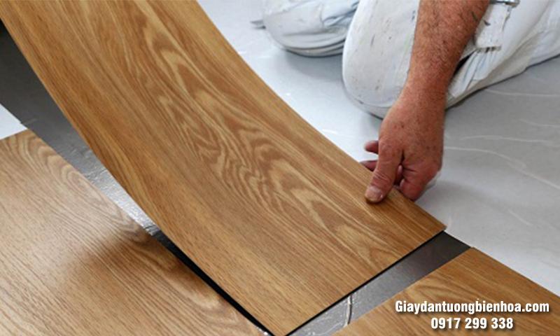 Một số loại sàn nhựa giả gỗ được sử dụng hiện nay