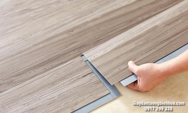 Sàn nhựa giả gỗ chất lượng