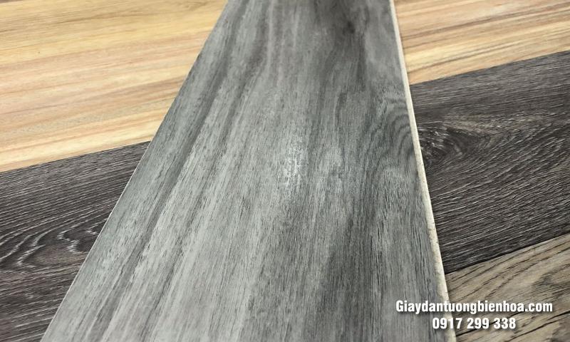Địa chỉ cung cấp sàn nhựa tông xám đen chất lượng với giá rẻ nhất