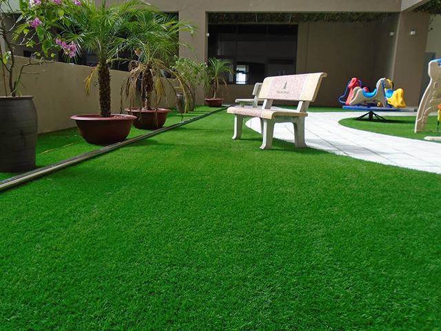 Địa chỉ cung cấp cỏ nhân tạo chất lượng